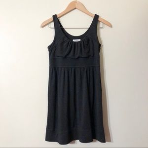 LOFT | gray tunic/dress size 0P